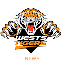 Wests Tigers News logo