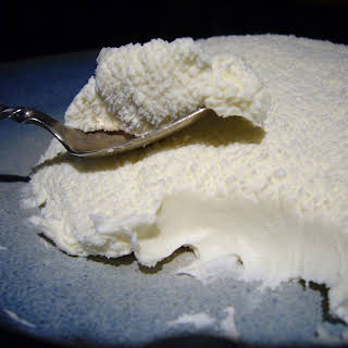 Homemade Mascarpone.