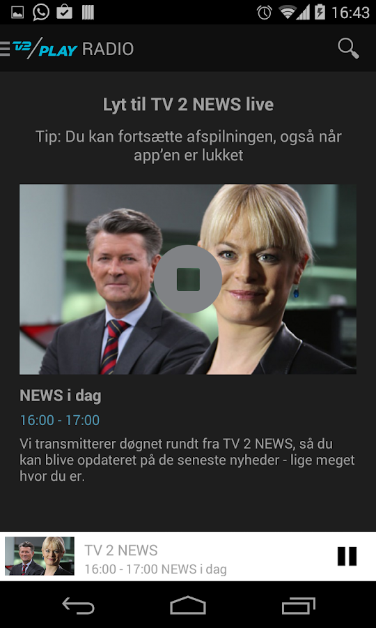 TV 2 PLAY- screenshot