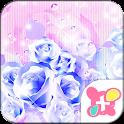 Cute Theme-Sparkle Drops- icon