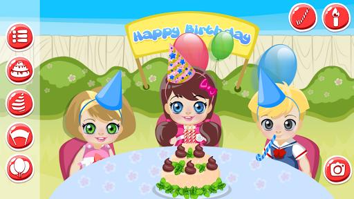 宝宝生日派对