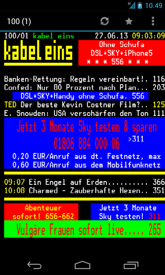 aText-TV Pro - screenshot