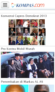 Kompas.com - screenshot thumbnail