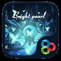 Bright Pearl GO Launcher Theme