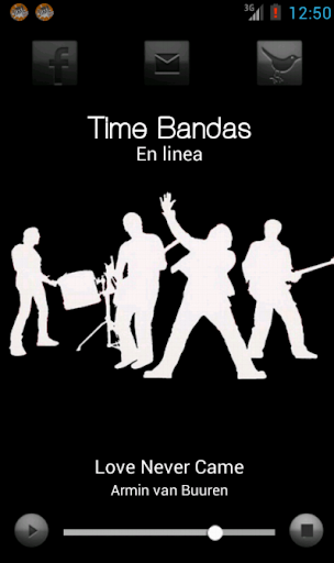 TimeRadioBandas
