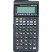 FX-603P programable calculator