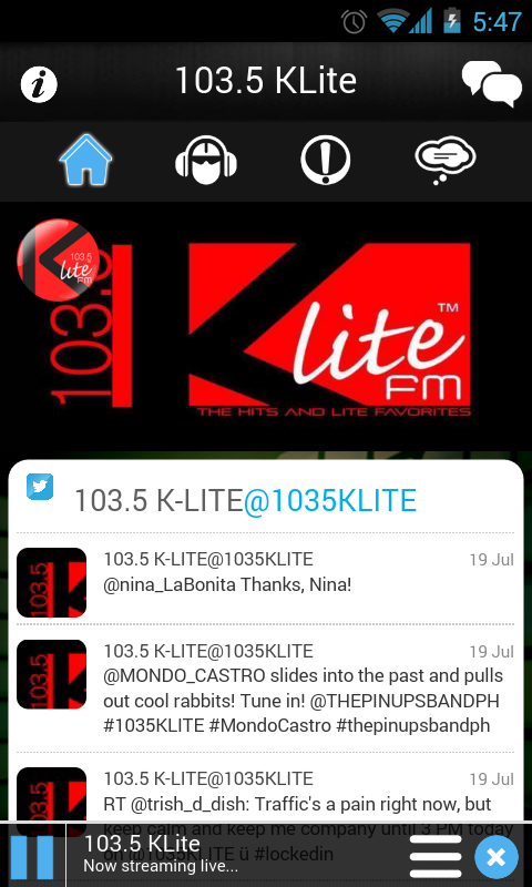103.5 KLite - screenshot