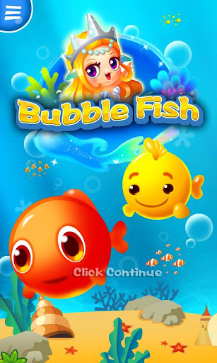 Bubble Fish Fun