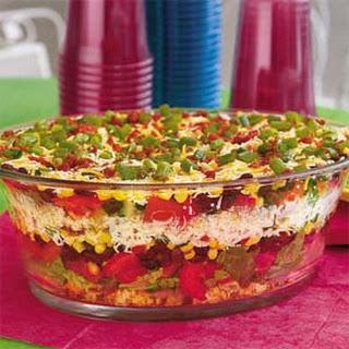 Dianne's Southwestern Cornbread Salad