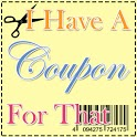 I Have A Coupon For That icon