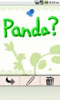 Screenshot of Pandom Board