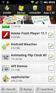 appSaver - screenshot thumbnail