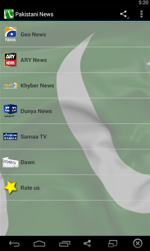 Pakistan Live News Updates