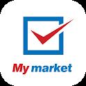 My market icon
