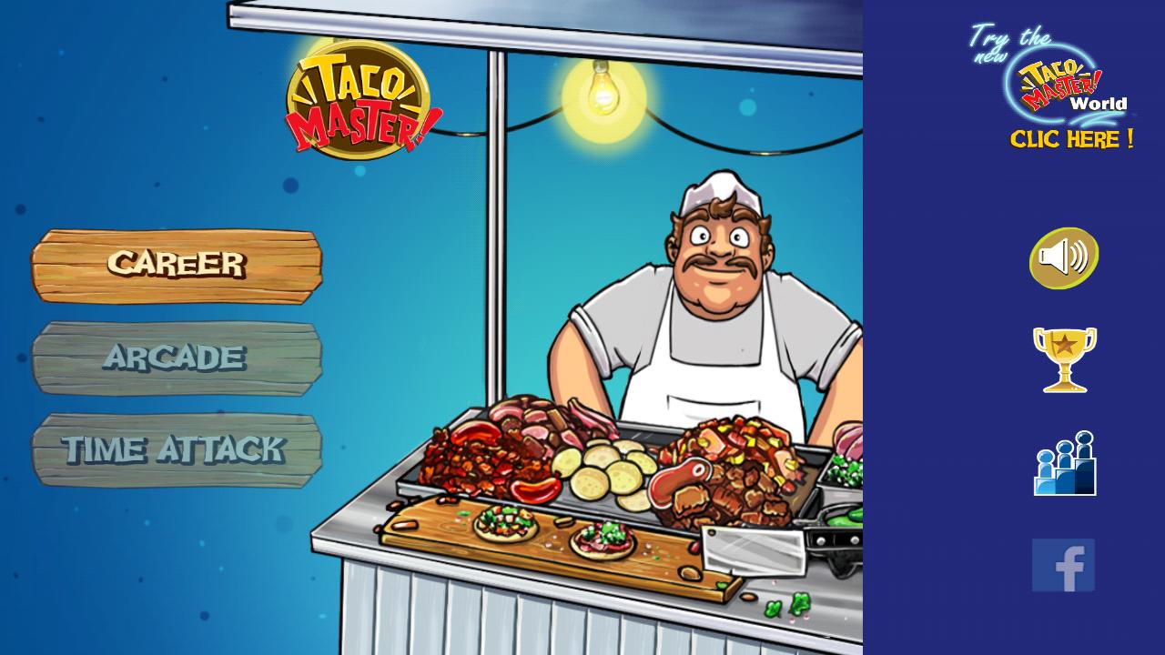 Taco Master - screenshot