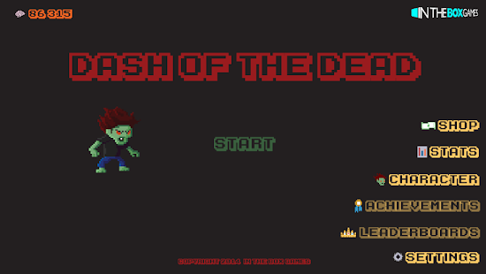 Dash of the Dead- screenshot thumbnail