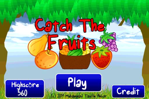 Catch The Fruits