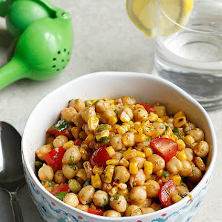 Chili-Lime Chickpea Salad.