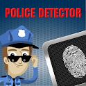 Полицейский сканер - шутка