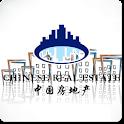 中国房地产 logo