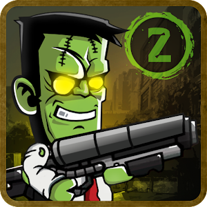 Zombie Safari 2 – blast 'em up game