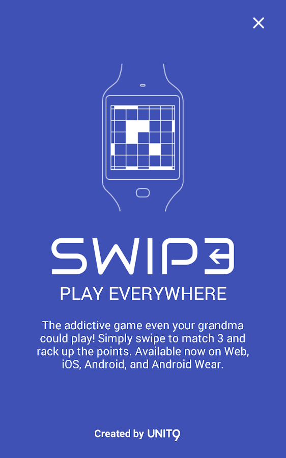 SWIP3- screenshot