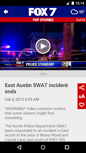 FOX 7 Austin- screenshot thumbnail
