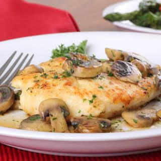 Slow Cooker Chicken and Mushroom Gravy.
