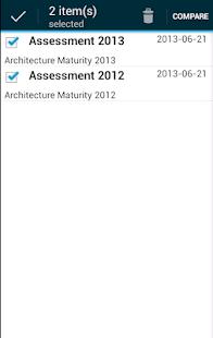 Architecture Maturity - screenshot thumbnail