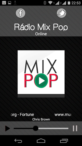 Rádio Mix Pop