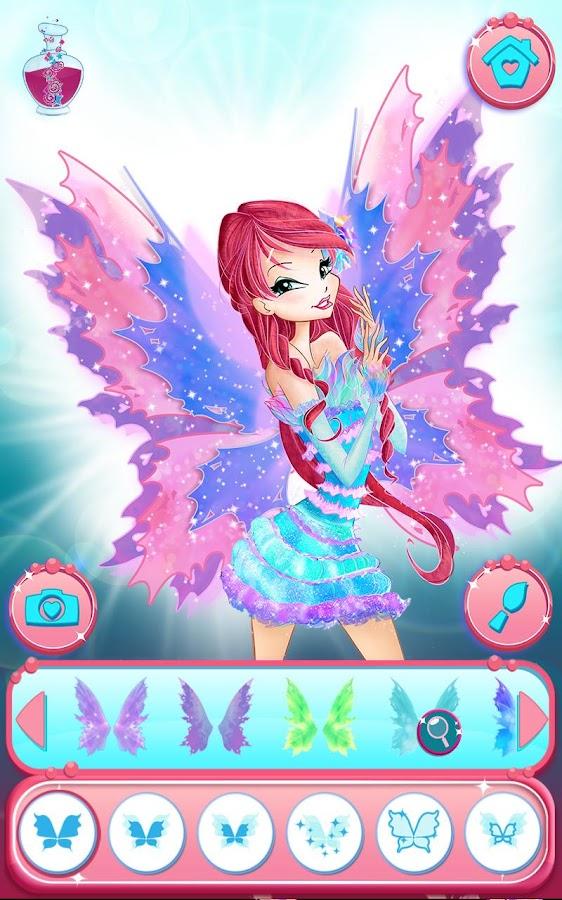 Winx Club Mythix Fashion Wings  Aplicaciones Android en Google Play