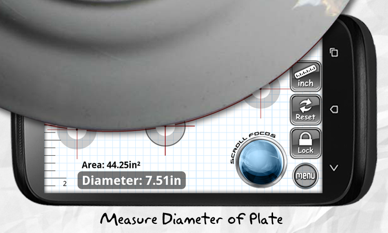 ON Diameter- screenshot