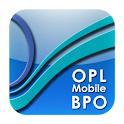 OPL Mobile logo