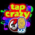 Tap Crazy Free logo