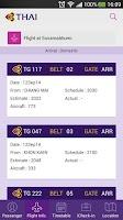 Screenshot of THAI Mobile