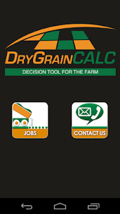 Dry Grain Calculator- screenshot thumbnail