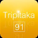 Tripitaka 91 logo