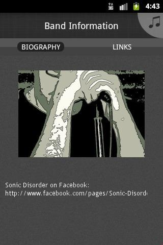 Sonic Disorder - screenshot