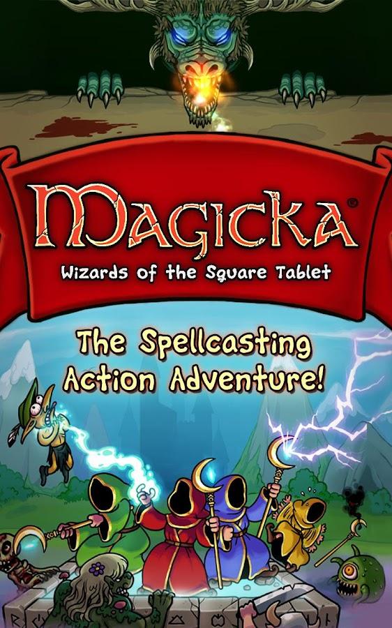 Magicka- screenshot