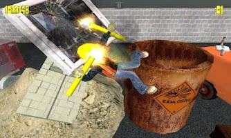 Screenshot of Stunt Junkie