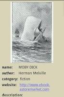Screenshot of MOBY DICK