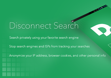 Disconnect Search - screenshot thumbnail