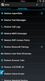 Nandroid Manager * ROOT Screenshot 5