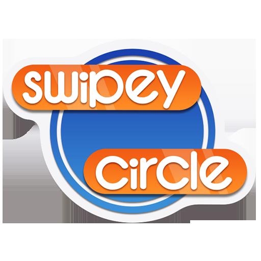 Swipey Circle LOGO-APP點子