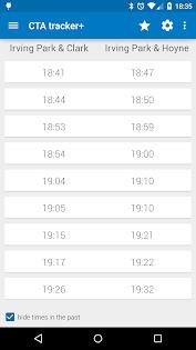 Transit Tracker - CTA app (apk) free download for Android/PC/Windows screenshot