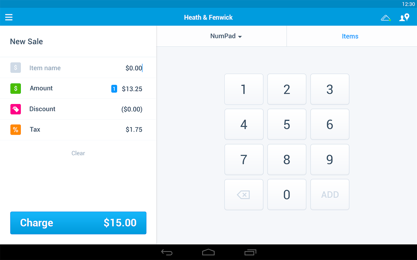 paypal anywhere app