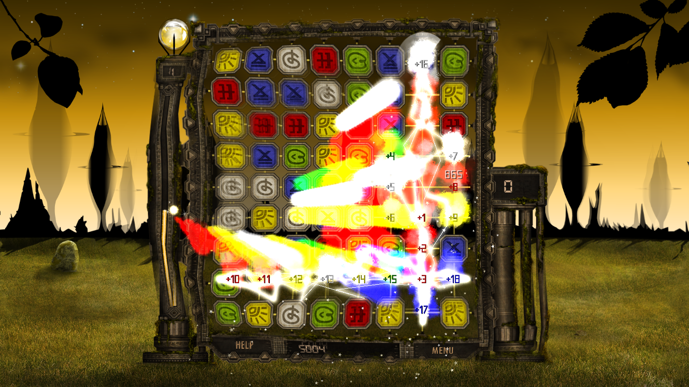 T-Kara Puzzles - screenshot