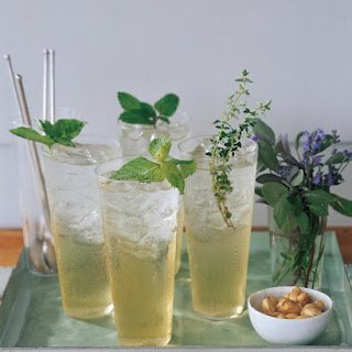 Herbal Sodas.