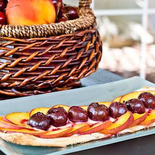 Peach and Cherry Tarts