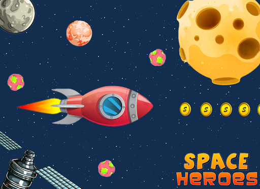 Space Heroes Gold